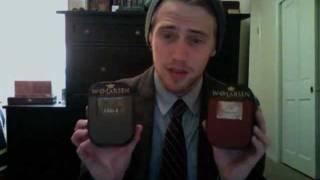 Tobacco Review: W.O. Larsen 1864 & Old Fashion