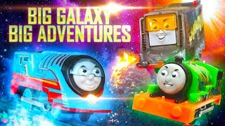 Into the Glow Dimension! | Big Galaxy Big Adventures #3 | Thomas & Friends