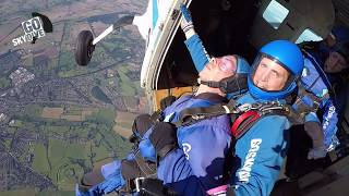 50,000 subscriber special - The SKYDIVE