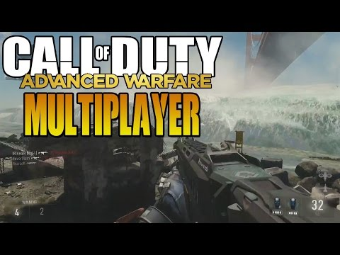 Call of Duty Advanced Warfare Multiplayer Gameplay Teaser and Campaign Story Trailer (COD AW)