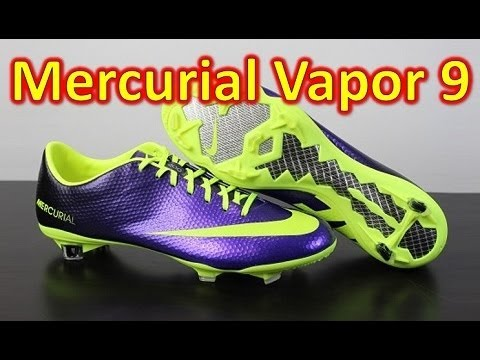 Nike Mercurial Vapor 9 IX Hi-Vis - Unboxing + On Feet