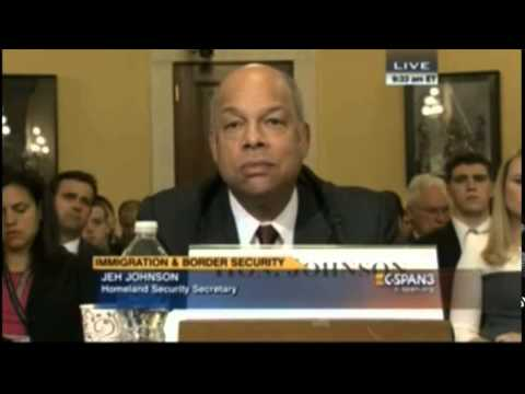 Jeh Johnson: I'm a Lawyer, that's why
