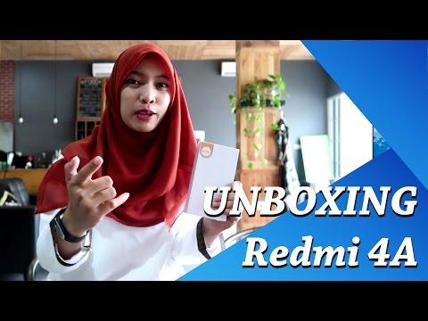 Unboxing Xiaomi Redmi 4A Indonesia - Murah Fiturnya Lumayan!