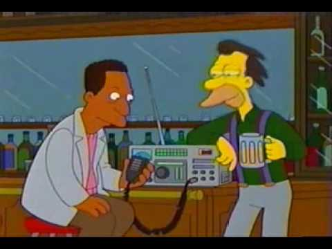 Simpsons & Ham Radio