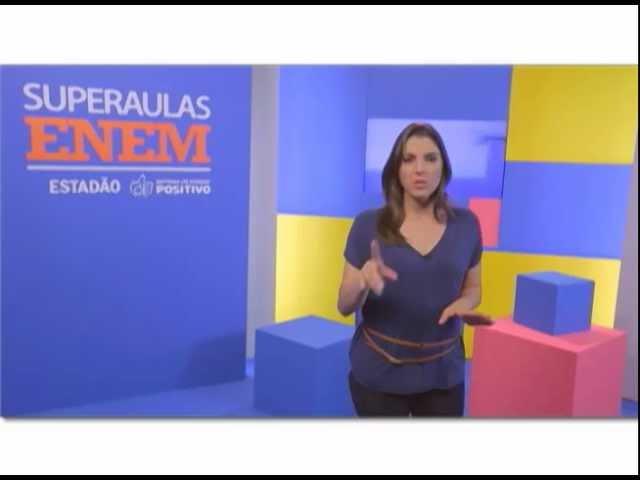 Superaulas Enem 2012 - 11.10 - Matemática, Química, Biologia e Física