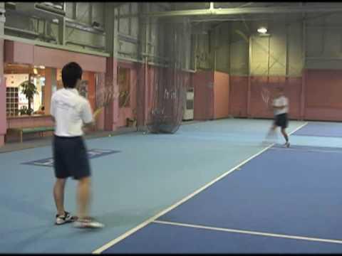 テニスの日ボレーボレーイベント