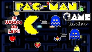 [10 Words or LESS! Pac-Man] Video