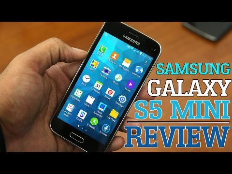 Samsung Galaxy S5 Mini Review!