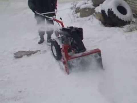 Снегоуборщик к мотоблоку целина