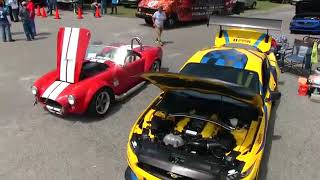 Ford Mustang Car Show April 2017