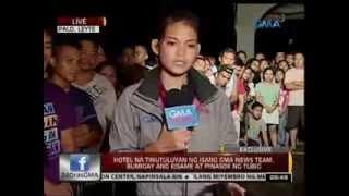 24 Oras: Pananalasa ng Typhoon Yolanda sa Leyte, naranasan ng team nina Micaela Papa