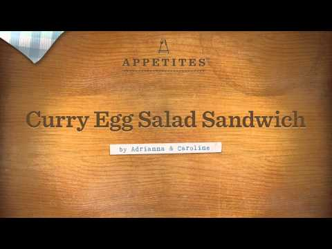 How to make an egg salad sandwich - Overview — Appetites®