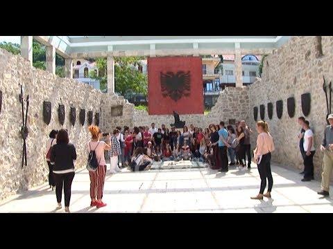 RTV Ora - Nga Europa në Amerikën e largët, 5000 vizitorë për Skënderbeun