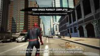 The Amazing Spider-Man : Free Roaming Gameplay
