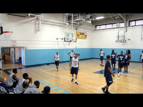 2 | Team Philly Vs NIA Prep ( National ) | 2012 IS8 Nike Spring Classic