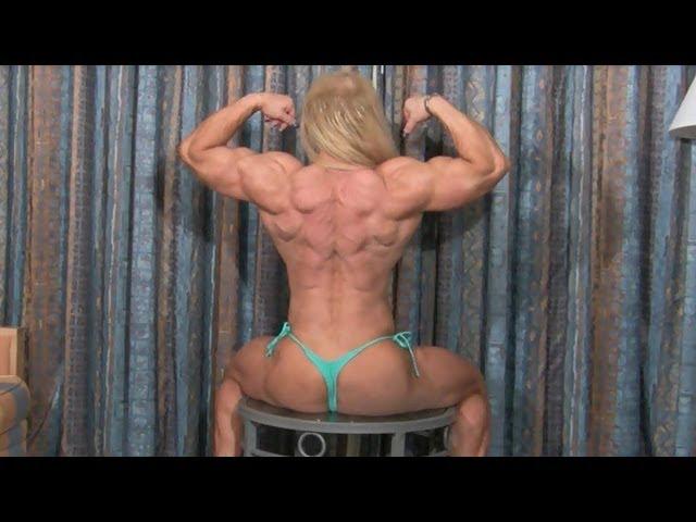 IFBB getting rid of Women's Bodybuilding in 2014