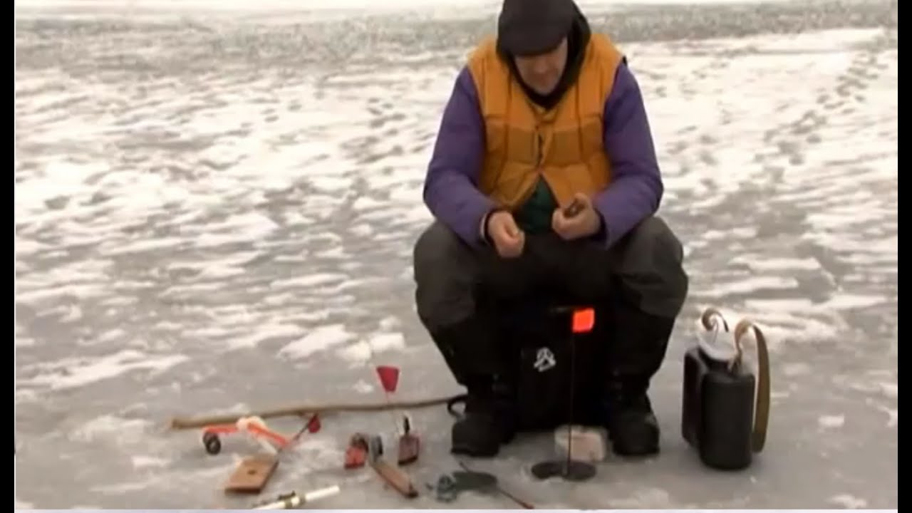 как собрать жерлицу видео рыбалка