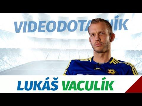 Videodotazník - Lukáš Vaculík