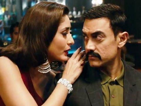 Talaash Muskaanein Jhooti Hai Song  Aamir Khan, Kareena Kapoor, Rani Mukherjee