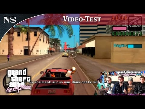 The NAYSHOW - Vidéo-Test de Grand Theft Auto : Vice City Stories (PSP)