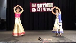 Laya - Nithiyashree - Kaakai Chirakiniley - Dance Performance