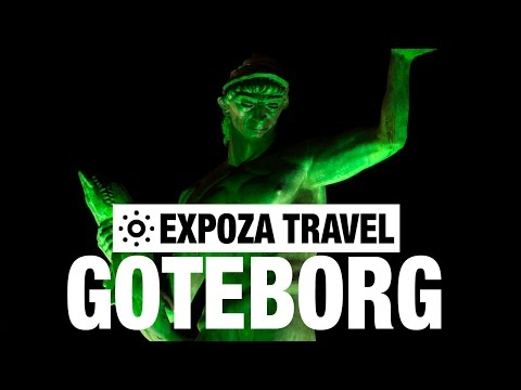 Göteborg (Sweden) Vacation Travel Video Guide