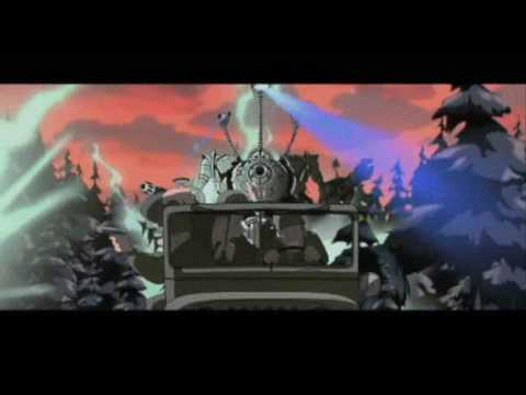 The Iron Giant Transformers 2 Style Trailer