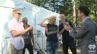 download lagu No Doubt Backstage At The Global Citizen Festival  gratis