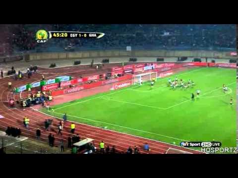 Egypt v Ghana 11 19 13 World cup qualifier FULL Match