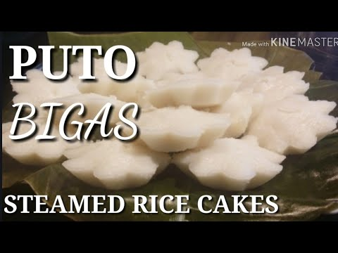 COOKING 101 : PUTO BIGAS / FILIPINO SNACK / XMAS IDEAS / SARAP RECIPE / YOU MUST TRY.... thumbnail