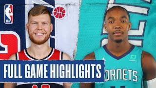 WIZARDS at HORNETS | FULL GAME HIGHLIGHTS | December 10, 2019