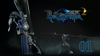 Bayonetta 2 - Прохождение pt1