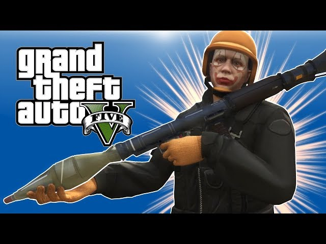 GTA 5 PC Online - KILL QUOTA! - (RACE TO MACHETE KILL!) 3v3