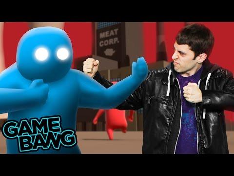 GANG BEASTS KOOL-AID CHALLENGE (Game Bang)