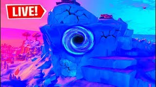 *NEW* POLAR PEAK CATTUS EVENT HAPPENING RIGTH NOW! CUBE RETURNING - FORTNITE BATTLE ROYALE
