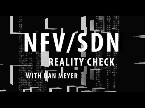 Using SD-WAN to combat DDoS and other aggressive attacks – NFV/SDN Reality Check Episode 54