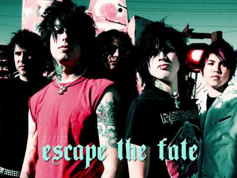 Escape The Fate - The Structure Falls