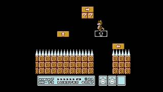 Super Mario Bros 3 World 7: Pipe Land (all levels)