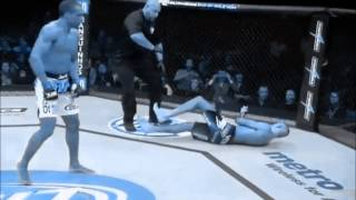 UFC AWESOME ! SLOW MOTION HD...
