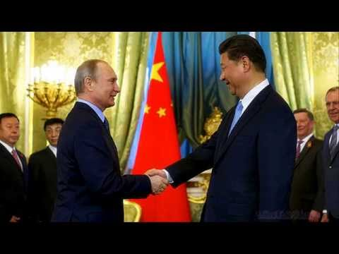 #Putin: Cooperation between #Russia, #China helps build fairer world order