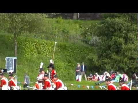 1812-15 Bicentenary at cardiff castle, fort detroit prt2