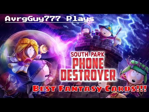 South Park Phone Destroyer: Fantasy Card Review