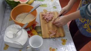 Как приготовить омлет, как сделать омлет, омлет рецепт