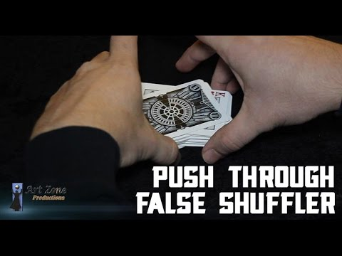 Push through false shuffle tutorial by Juan Fernando