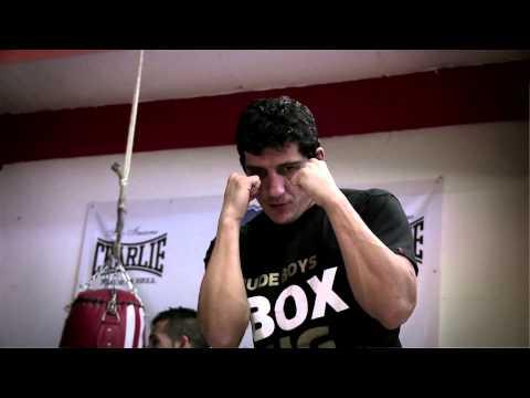 Seccion tecnica Episodio 30. Escuela de Boxeo con Jero Garcia. Bloqueos sobre golpes curvos.