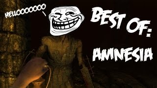 PEDOBEAR IN AMNESIA! - Best of