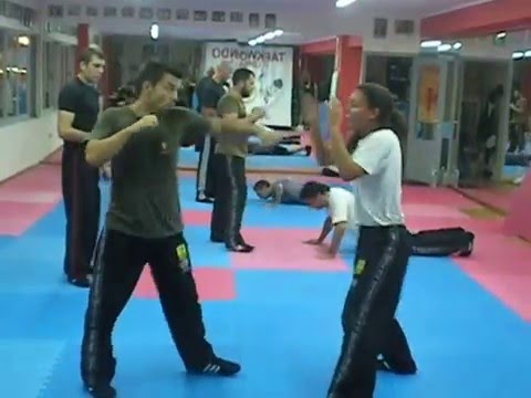 Krav Maga Peristeri Fighting Drills 1 Image 1