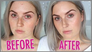 'NO MAKEUP' MAKEUP 💩No Foundation 🚫NATURAL & Minimal Tutorial