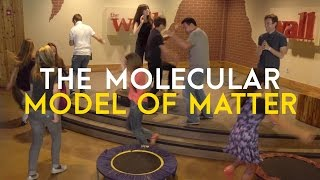 The Molecular Model of Matter - PS100 Chapter 13