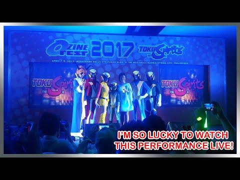(Voltes V Opening Theme) Voltes V No Uta - Mitsuko Horie Live In Manila!